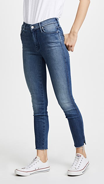 MOTHER The Vamp Fray Jeans