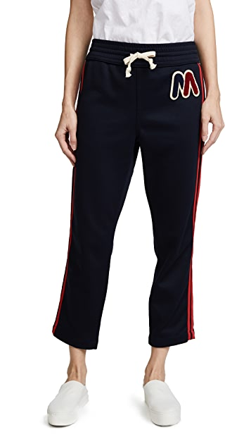 MOTHER The Lounger Ankle Pants