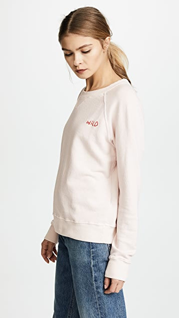 MOTHER The Square Sweatshirt
