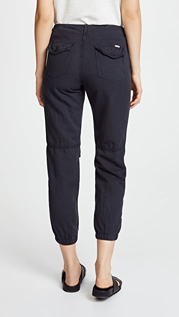 MOTHER The No Zip Misfit Pants