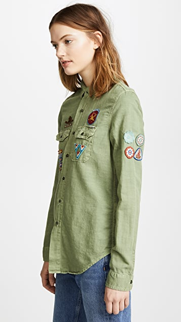 MOTHER The Scout Shirt