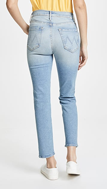 MOTHER The Dazzler Ankle Jeans