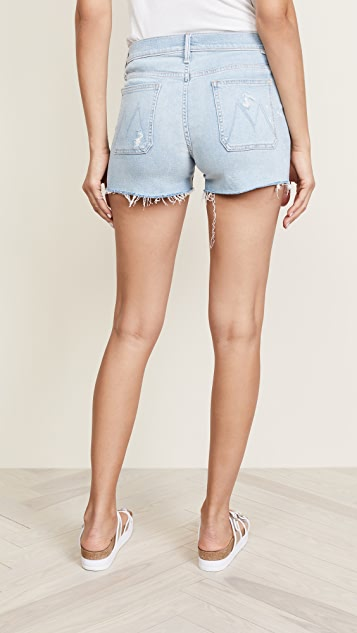 MOTHER The Patchie Shorts