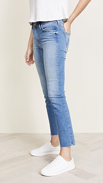 MOTHER Rascal Ankle Snippet Jeans