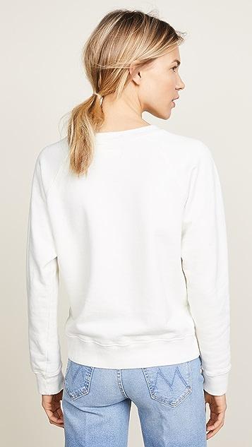 MOTHER The Square Sweatshirt