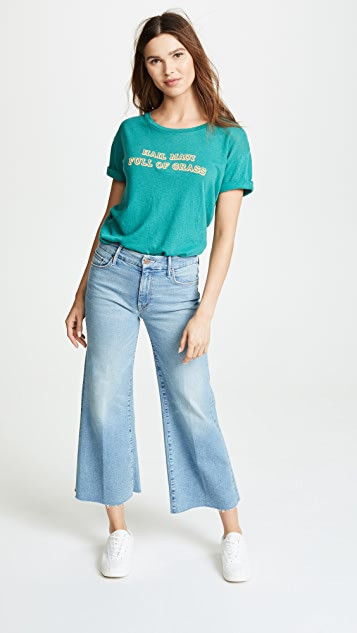 MOTHER The Oversized Goodie Goodie Tee