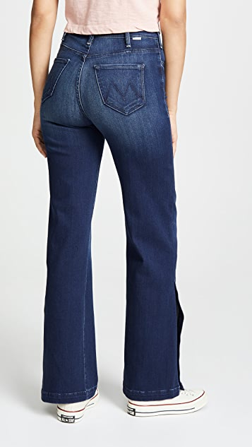 MOTHER The Hustler Sidewinder Jeans