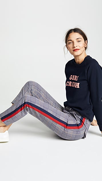 MOTHER The Shaker Prep Fray Pants