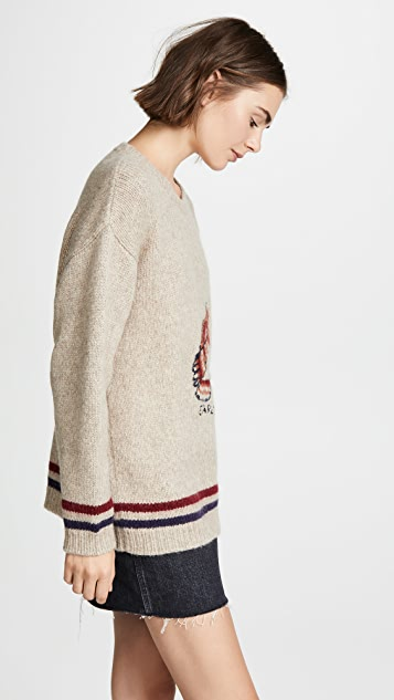 MOTHER The Jumper Sweater