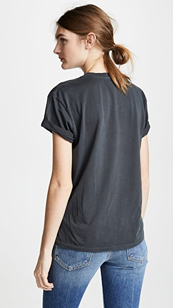 MOTHER The Oversized Goodie Goodie Top