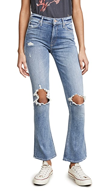 MOTHER Runaway Weekender Jeans