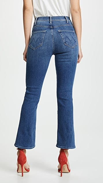 MOTHER The Hustler Ankle Jeans