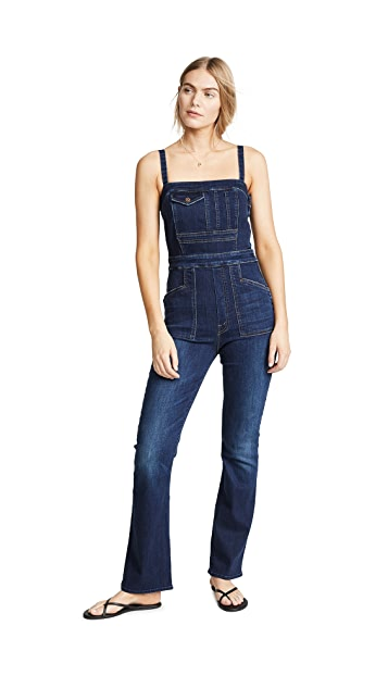 MOTHER The Pocket Hustler Overalls
