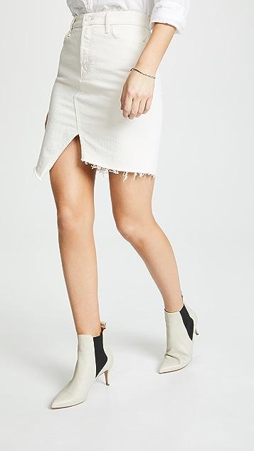 MOTHER The Tomcat Slide Miniskirt