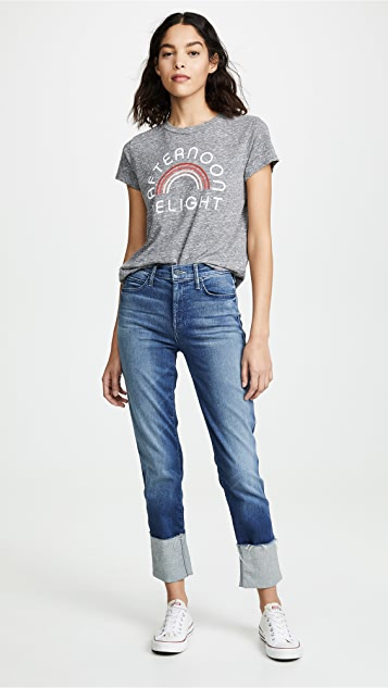 MOTHER Pony Boy Ankle Jeans