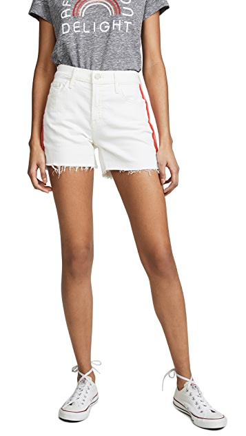 MOTHER The Sinner Fray Shorts