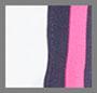 Chalk/Pink Racer