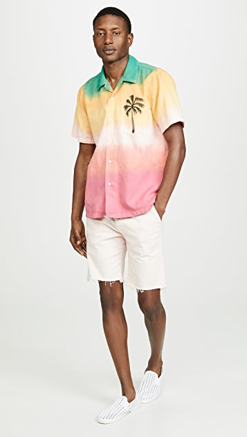 MOTHER The Hooky Short Sleeve Shirt