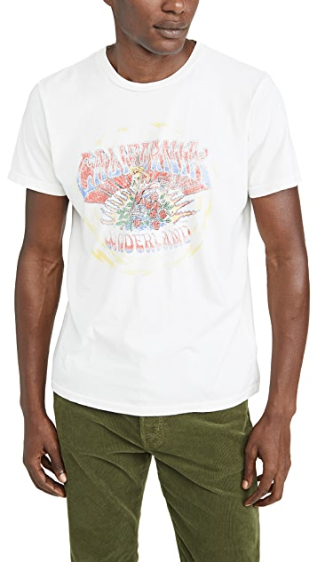 MOTHER The Buster Short Sleeve Tee