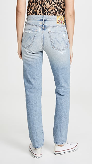 MOTHER The Trickster Jeans