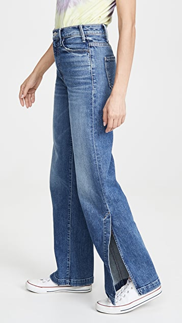 MOTHER MOTHER Superior The Hustler Sidewinder Jeans