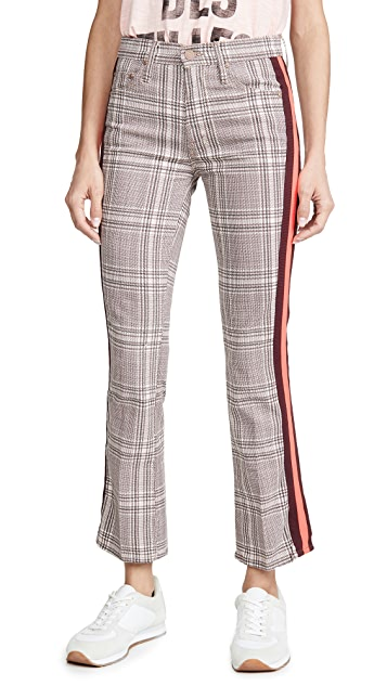 MOTHER The Insider Ankle Pants