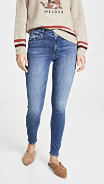 Mid Rise Looker Jeans