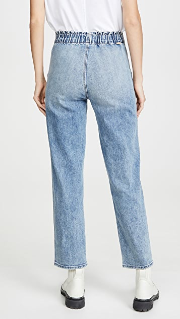 MOTHER MOTHER Superior The Springy Ankle Jeans