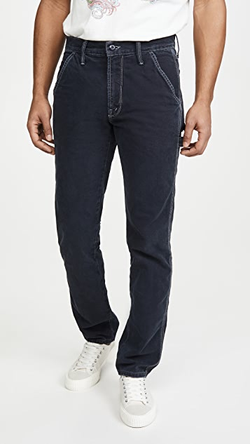 MOTHER The Duke Utility Pants