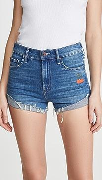 The Rascal Slit Flip Shorts