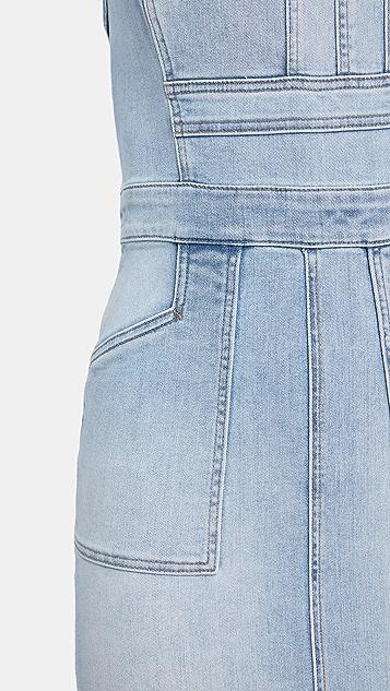 MOTHER Pocket Hustler 连体裤式连衣裙