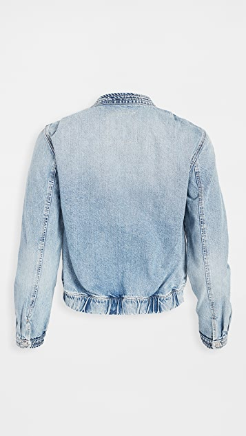 MOTHER The Quad Bomber Jacket