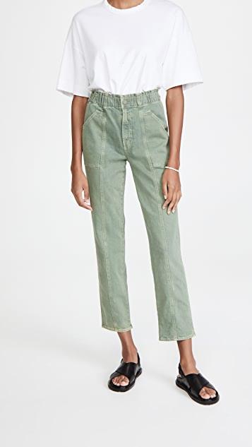 MOTHER The Springy Ankle Jeans