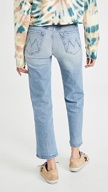 MOTHER MOTHER Superior The Kick It Ankle Jeans