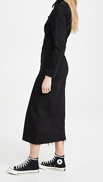 MOTHER The Cover Up Dress
