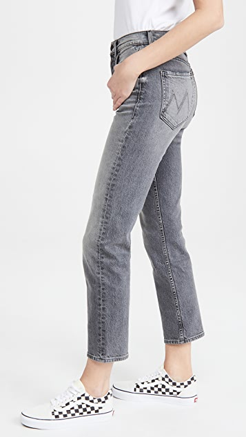 MOTHER Mother Superior the Tomcat Ankle Jeans