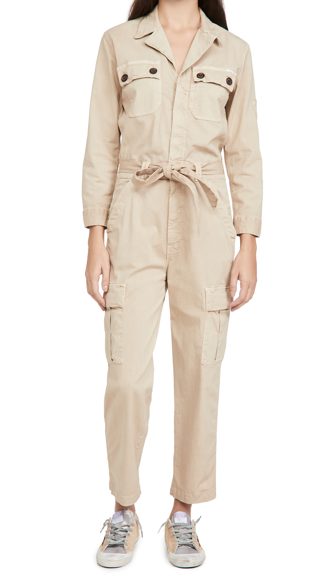 MOTHER The Cargo Fixer Jumpsuit