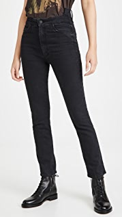 MOTHER MOTHER Superior The Dazzler Shift Jeans