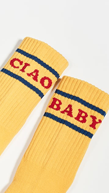 MOTHER Baby Step Socks