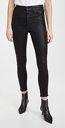 MOTHER - The Swooner Ankle Jeans