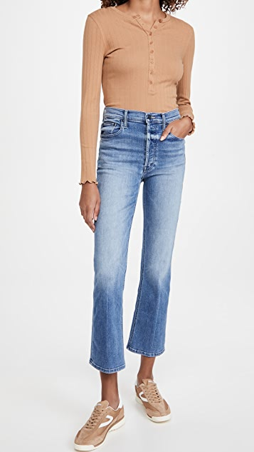 MOTHER The Tripper Ankle Jeans