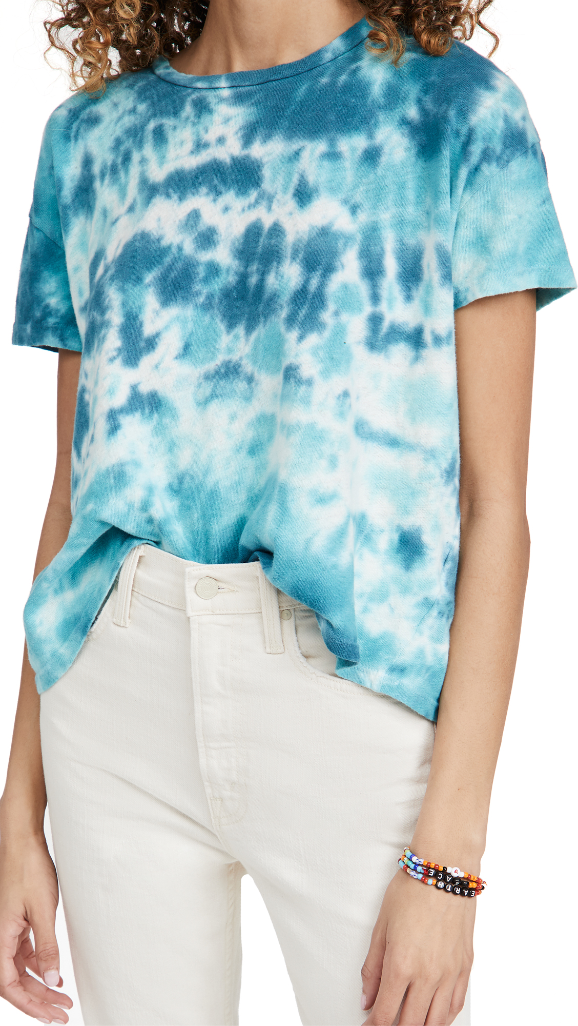 Mother Cottons THE HIGH SPARROW CROPPED TEE