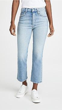 마더 진 청바지 MOTHER The Tripper Jeans,I Confess