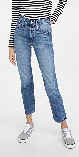 MOTHER - 高腰牛仔裤