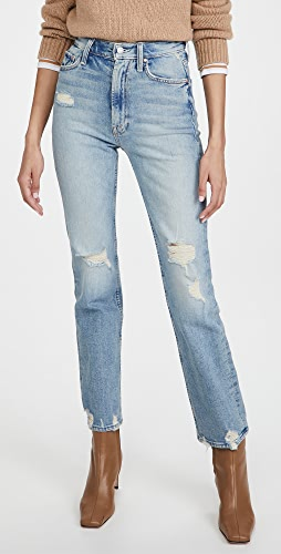 MOTHER - High Waisted Rider Skimp Jeans