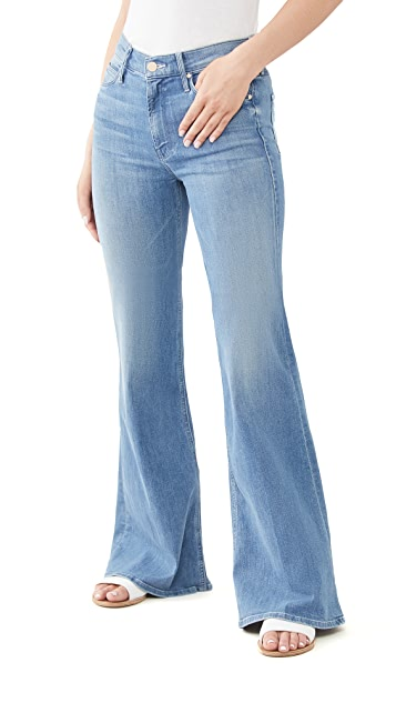 MOTHER The Doozy 牛仔裤