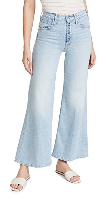 MOTHER The Fly Cut Tomcat Roller Jeans