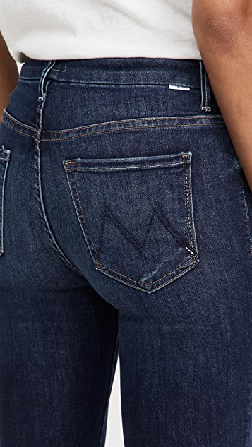MOTHER High Waisted Looker Jeans