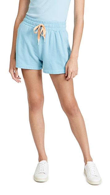 MOTHER Move It! The Knock Out Short Shorts