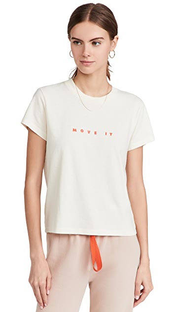 MOTHER Move It! The Rise & Shine Tee